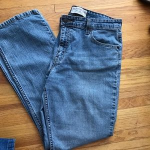 Stretch mid-rise bootcut Levis